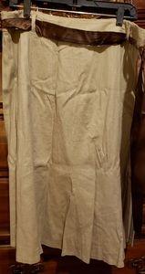 Women's Linen Skirt